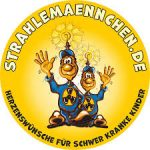 Logo Strahlemännchen